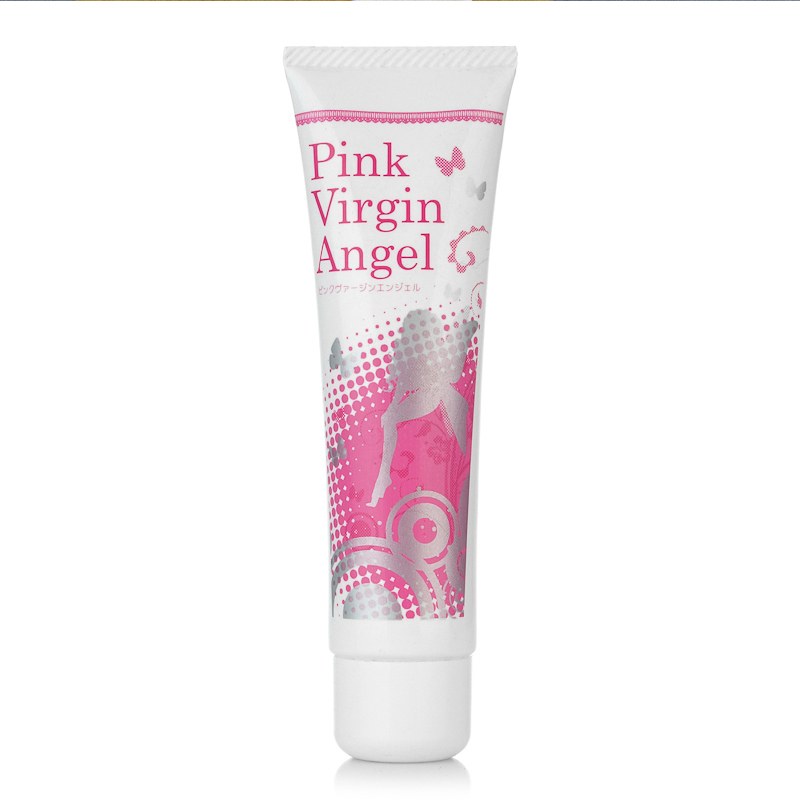 Photo1: Pink Virgin Angel 60g/For bust top and delicate zone (1)