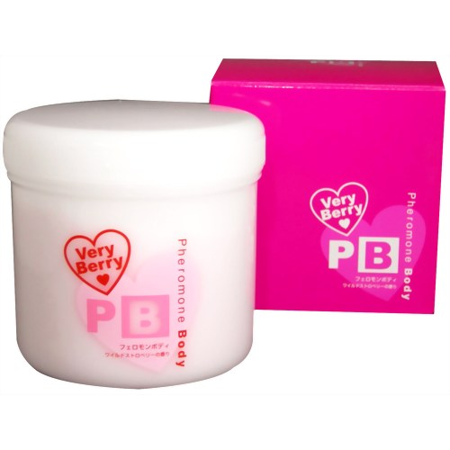 Photo1: Verry Berry Pheromone Body 500g (Salt massage soap) (1)