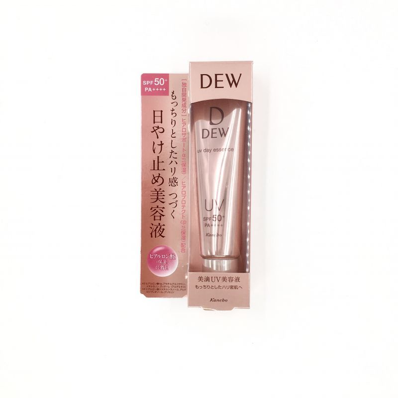 Photo1: DEW UV Day Essence 40g (1)