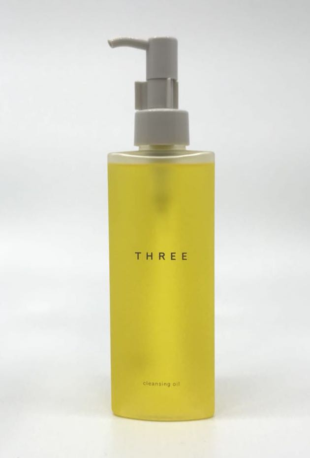 Photo1: Three cleansing oil 185ml (1)