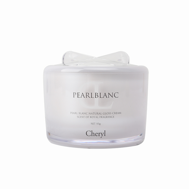 Photo1: Cheryl Pearl Blanc Cream 50g /White care cream which tone-care the skin at the moment of use (1)